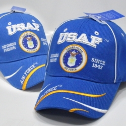 View Buying Options For The USAF Defending Freedom Mens Cap