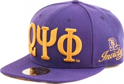 View Buying Options For The Big Boy Omega Psi Phi Divine 9 Mens Snapback Cap