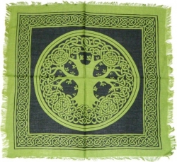 View Buying Options For The Tree of Life Altar Cloth