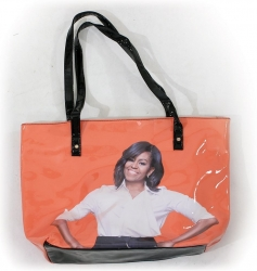 View Buying Options For The Michelle Obama Standing Strong Tote Bag