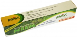 View Buying Options For The Madina NEEM 100% Vegetable Base Natural Mint Toothpaste [Pre-Pack]