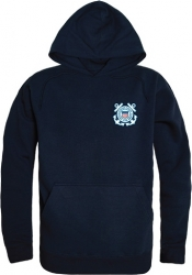 View Buying Options For The RapDom U.S. Coast Guard Emblem Graphic Mens Pullover Hoodie