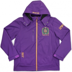 View Buying Options For The Big Boy Omega Psi Phi Divine 9 Heavy Duty Waterproof Mens Jacket
