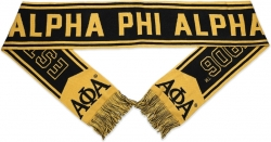 View Buying Options For The Big Boy Alpha Phi Alpha Divine 9 S6 Mens Scarf