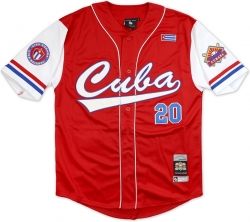 View Buying Options For The Big Boy Cuba Latin Legacy S2 Mens Baseball Jersey