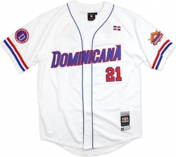 View Buying Options For The Big Boy Dominican Republic Latin Legacy S2 Mens Baseball Jersey