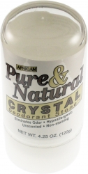 View Buying Options For The Madina African Pure & Natural Crystal Deodorant Stone [Pre-Pack]