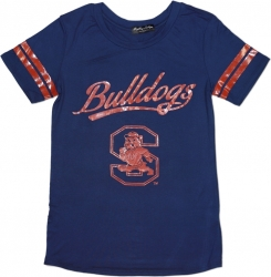 View Buying Options For The Big Boy South Carolina State Bulldogs S2 Ladies Jersey Tee