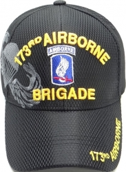 View Buying Options For The 173rd Airborne Brigade Shadow Jersey Mesh Mens Cap