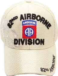 View Buying Options For The 82nd Airborne Division Shadow Jersey Mesh Mens Cap