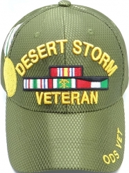 View Buying Options For The Desert Storm Veteran Medal Shadow Jersey Mesh Mens Cap