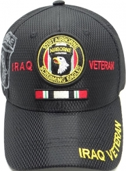 View Buying Options For The 101st Airborne Iraqi Veteran Shadow Jersey Mesh Mens Cap
