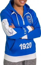 View Buying Options For The Zeta Phi Beta Elite Ladies Pullover Hoodie