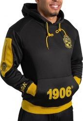 View Buying Options For The Alpha Phi Alpha Elite Mens Pullover Hoodie