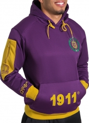 View Buying Options For The Omega Psi Phi Elite Mens Pullover Hoodie