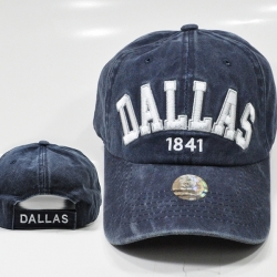 View Buying Options For The Dallas 1841 Distressed Cotton Mens Cap