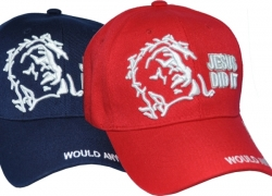 View Buying Options For The Jesus Did It Mens Cap