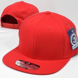 View Buying Options For The Cambridge Plain Cotton Mens Snapback Cap