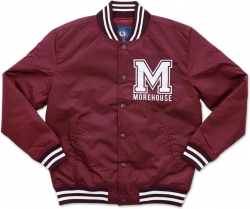 View Buying Options For The Big Boy Morehouse Maroon Tigers S3 Light Weight Mens Jacket