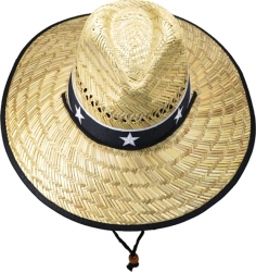View Buying Options For The Star Band Wide Brim Mens Straw Hat