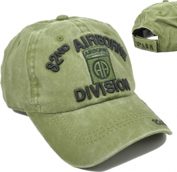 View Buying Options For The 82nd Airborne Division Tonal Pigment Washed Cotton Mens Cap