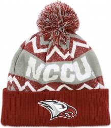 View Buying Options For The Big Boy North Carolina Central Eagles S10 Mens Cuff Beanie Cap with Ball