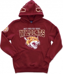 View Buying Options For The Big Boy Bethune-Cookman Wildcats S4 Mens Pullover Hoodie