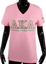 View Buying Options For The Alpha Kappa Alpha Luxury Ladies Tee