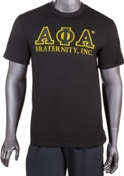 View Buying Options For The Alpha Phi Alpha Luxury Mens Tee