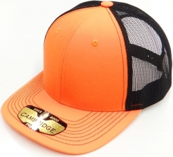 View Buying Options For The Cambridge Plain Mesh Trucker Mens Cap
