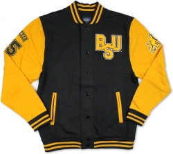 View Buying Options For The Big Boy Bowie State Bulldogs Mens Fleece Jacket