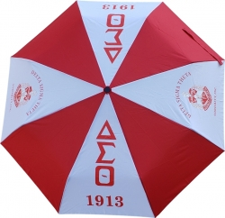 View Buying Options For The Buffalo Dallas Delta Sigma Theta Large/Jumbo Automatic Umbrella