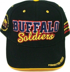 View Buying Options For The Buffalo Soldiers Commemorative S3 Mens Cap