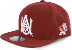 View Buying Options For The Big Boy Alabama A&M Bulldogs Mens Snap Back Cap
