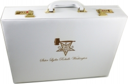 View Buying Options For The Eastern Star Past Matron Personalized Attache Briefcase