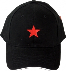 View Buying Options For The Che Guevara Military Red Star Mens Baseball Cap