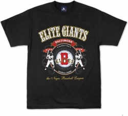 View Buying Options For The Baltimore Elite Giants Legends S5 Mens Tee