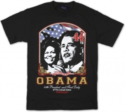 View Buying Options For The Big Boy President Barack Obama Graphic S3 Mens Tee