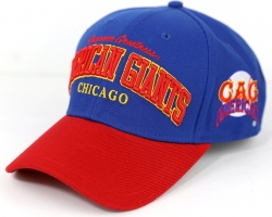 View Buying Options For The Chicago American Giants Legacy S45 Mens Baseball Cap