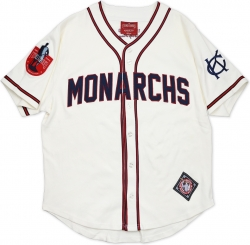 View Buying Options For The Big Boy Kansas City Monarchs Centennial Heritage Mens Baseball Jersey