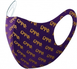 View Buying Options For The Big Boy Omega Psi Phi Divine 9 S2 Summer Poly Fashion Face Mask