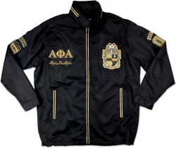 View Buying Options For The Big Boy Alpha Phi Alpha Divine 9 Mens Windbreaker Jacket