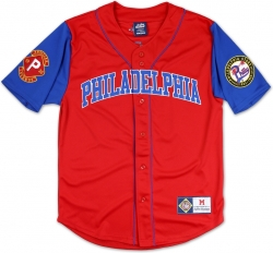 View Buying Options For The Big Boy Philadelphia Stars Legacy S4 Mens Baseball Jersey