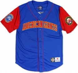View Buying Options For The Big Boy Chicago American Giants Legacy S4 Mens Baseball Jersey