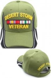 View Buying Options For The Desert Storm Veteran Edge Design Mens Cap