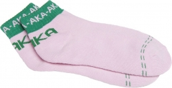 View Buying Options For The Alpha Kappa Alpha Ladies Ankle/Bootie Socks