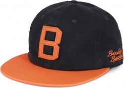 View Buying Options For The Brooklyn Bushwicks NLBM Heritage Mens Cotton Cap