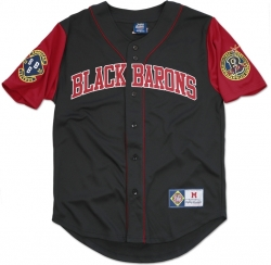 View Buying Options For The Birmingham Black Barons Legends S4 Mens Baseball Jersey
