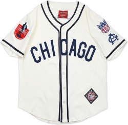 View Buying Options For The Chicago American Giants Centennial Heritage Mens Baseball Jersey