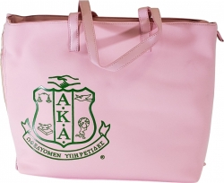 View Buying Options For The Buffalo Dallas Alpha Kappa Alpha Expandable Tote Bag